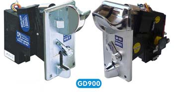 GD900 High value comparable coin acceptor selector validators