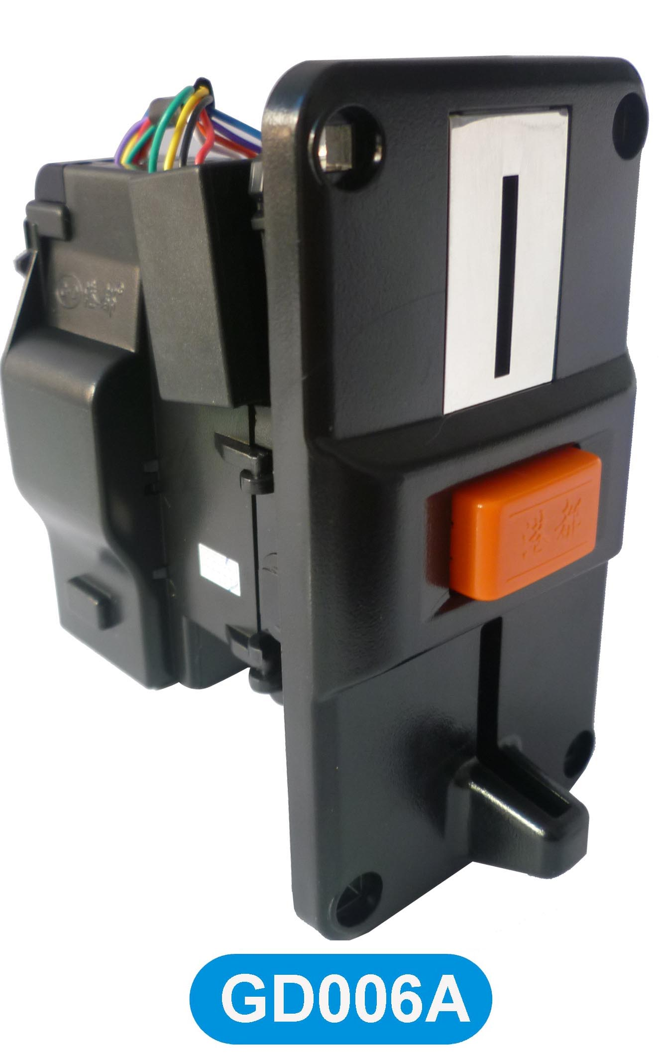 GD006A GD Intelligent coin acceptor  ,coin selector validators